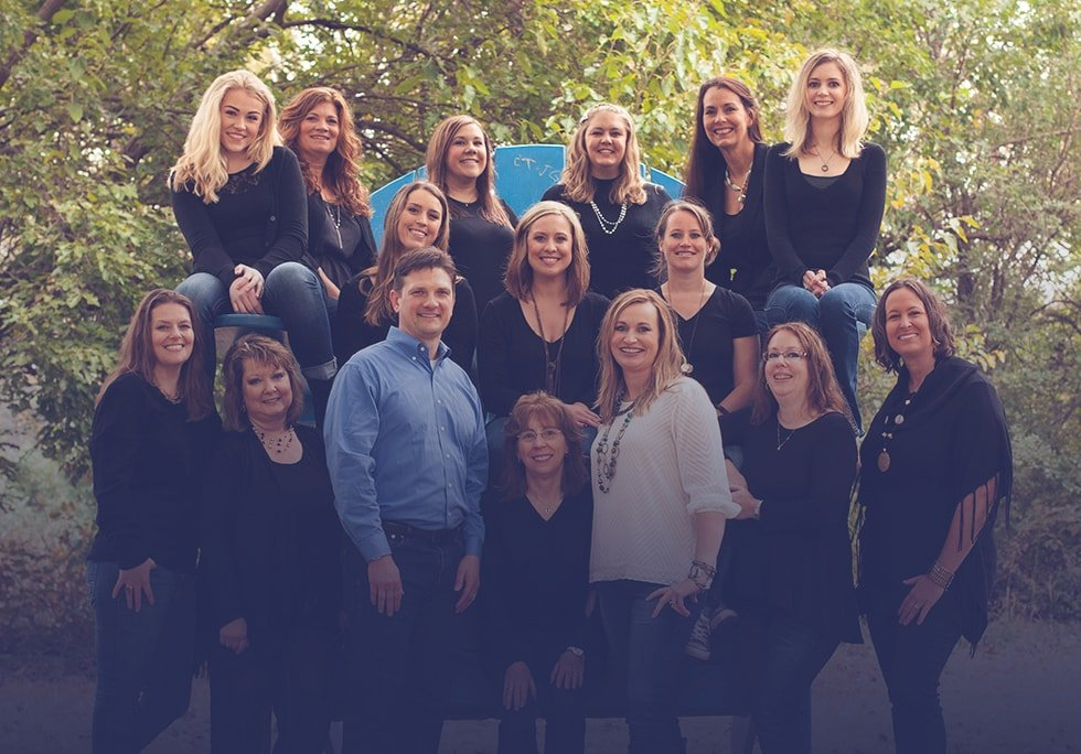The Smile Connections Dental Team of our Dentist in Wichita, KS